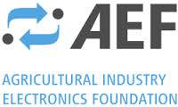 Il logo dell'AEF